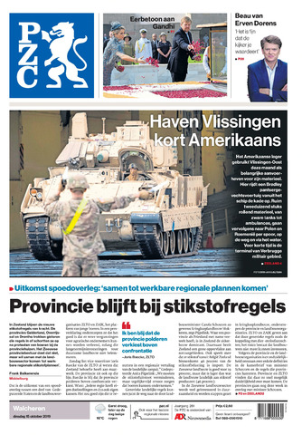 Provinciale Zeeuwse Courant 2019-10-15