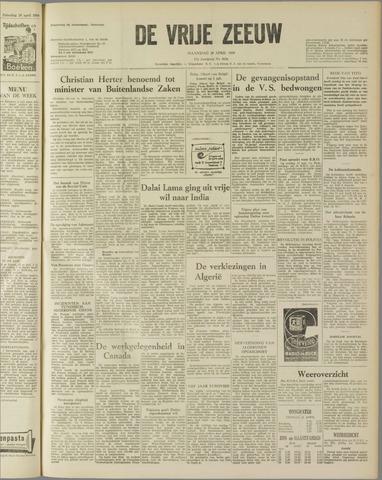 de Vrije Zeeuw 1959-04-20