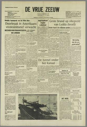 de Vrije Zeeuw 1968-10-25