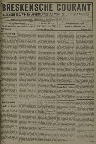 Breskensche Courant 1921-06-25