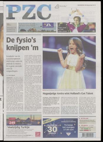 Provinciale Zeeuwse Courant 2013-12-30
