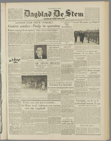 de Stem 1954-06-12