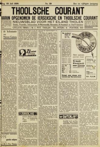 Ierseksche en Thoolsche Courant 1938-07-22