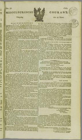 Middelburgsche Courant 1825-03-29