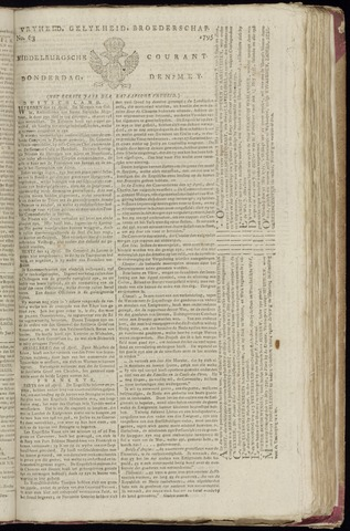 Middelburgsche Courant 1795-05-07