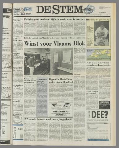 de Stem 1991-11-25