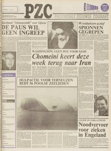 Provinciale Zeeuwse Courant 1979-01-22