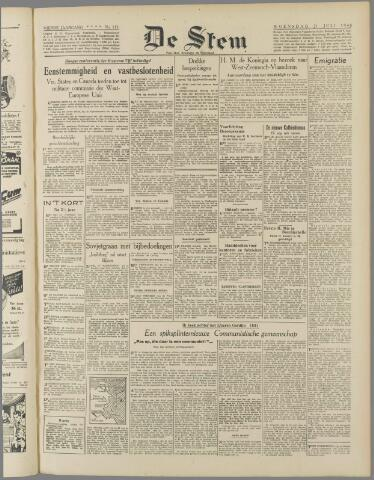 de Stem 1948-07-21