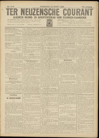 Ter Neuzensche Courant. Algemeen Nieuws- en Advertentieblad voor Zeeuwsch-Vlaanderen / Neuzensche Courant ... (idem) / (Algemeen) nieuws en advertentieblad voor Zeeuwsch-Vlaanderen 1938-03-30