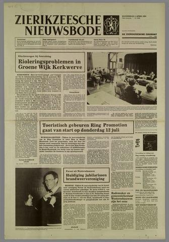 Zierikzeesche Nieuwsbode 1984-04-05