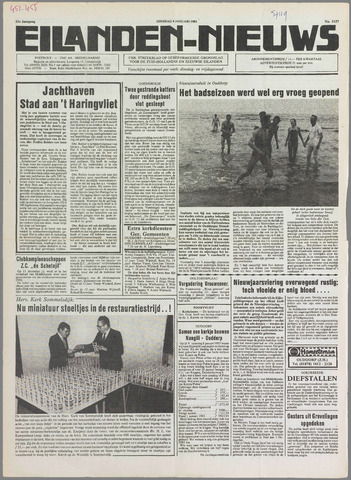 Eilanden-nieuws. Christelijk streekblad op gereformeerde grondslag 1983