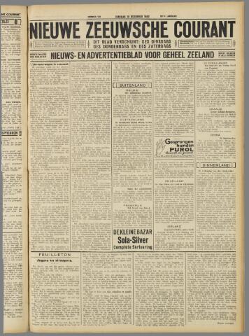 Nieuwe Zeeuwsche Courant 1933-12-19