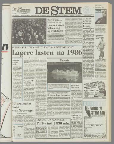 de Stem 1985-01-03