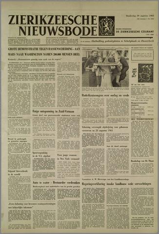 Zierikzeesche Nieuwsbode 1963-08-29