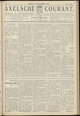 Axelsche Courant 1939-12-12
