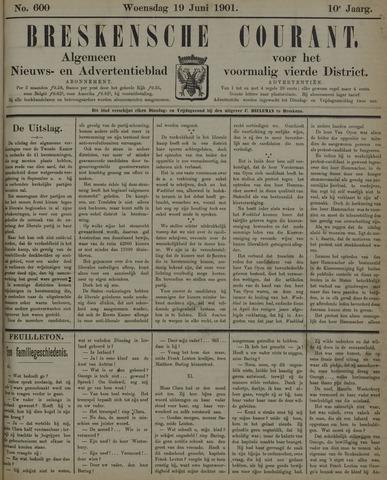 Breskensche Courant 1901-06-19