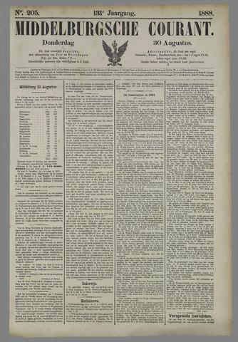 Middelburgsche Courant 1888-08-30