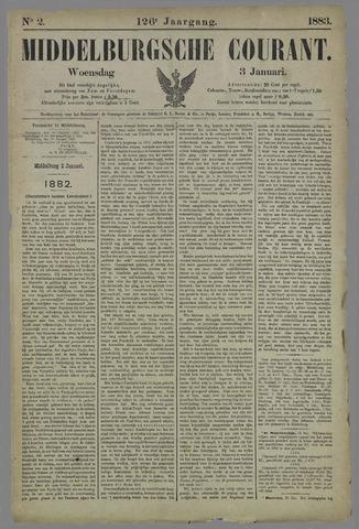 Middelburgsche Courant 1883-01-03