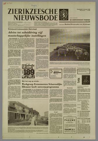 Zierikzeesche Nieuwsbode 1982-02-11
