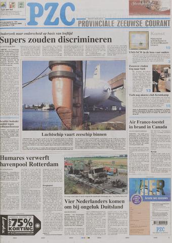 Provinciale Zeeuwse Courant 2005-08-03