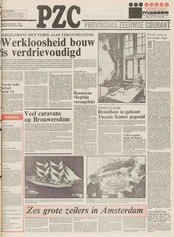 Provinciale Zeeuwse Courant 1980-08-08