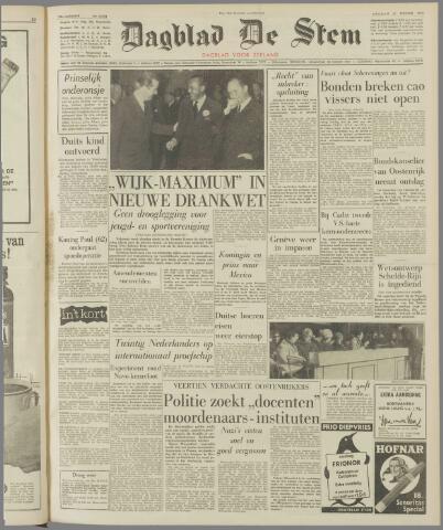 de Stem 1964-02-21