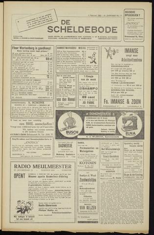 Scheldebode 1955-02-04