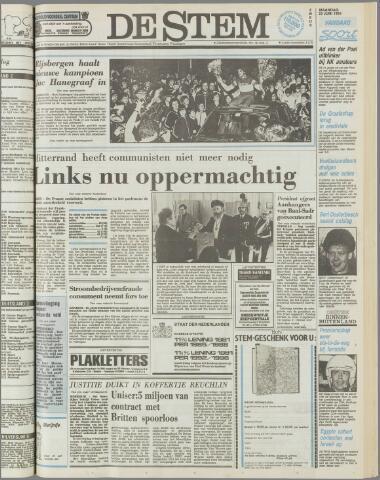 de Stem 1981-06-22