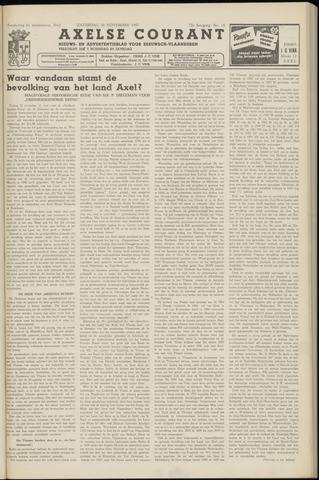 Axelsche Courant 1957-11-30