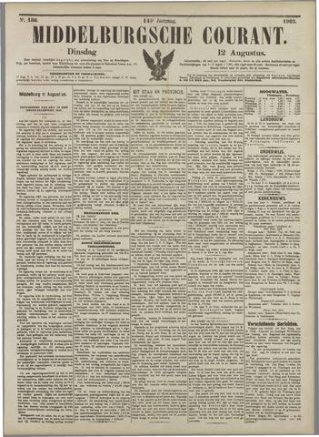 Middelburgsche Courant 1902-08-12