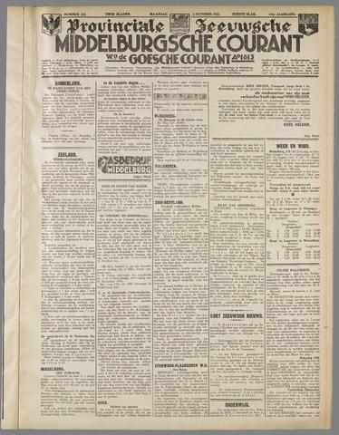 Middelburgsche Courant 1933-10-02