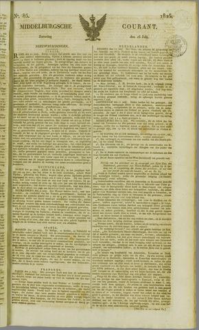 Middelburgsche Courant 1825-07-16