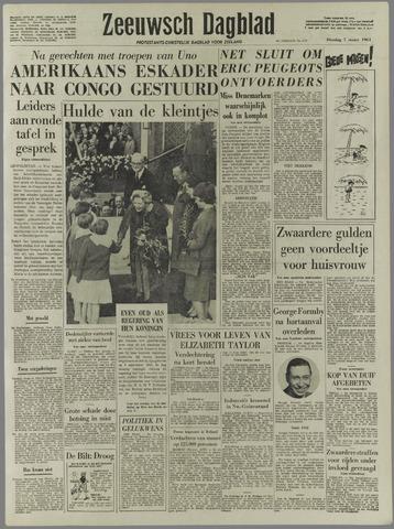Zeeuwsch Dagblad 1961-03-07