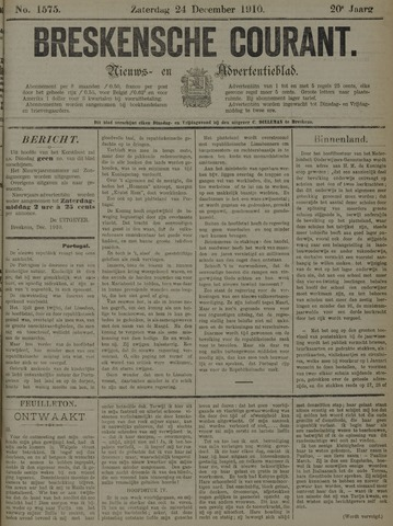 Breskensche Courant 1910-12-24