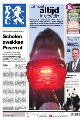 Provinciale Zeeuwse Courant 2017-04-12