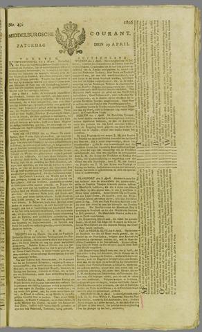 Middelburgsche Courant 1806-04-19
