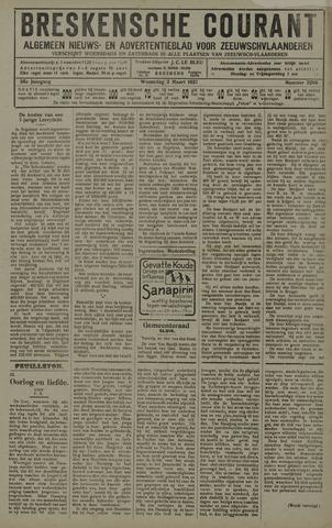 Breskensche Courant 1927-03-02