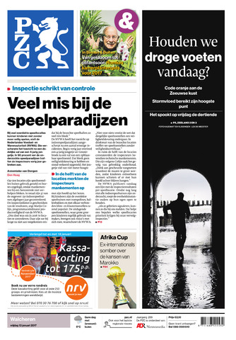 Provinciale Zeeuwse Courant 2017-01-13