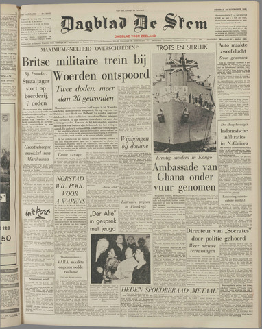 de Stem 1960-11-22