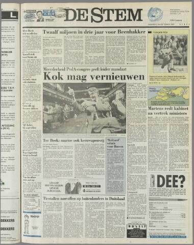 de Stem 1991-09-30
