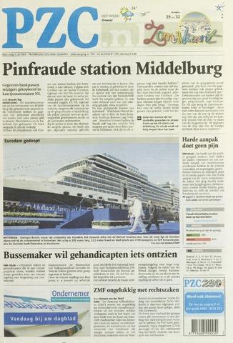 Provinciale Zeeuwse Courant 2008-07-02