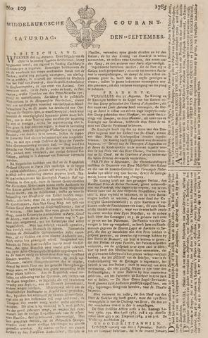 Middelburgsche Courant 1785-09-10