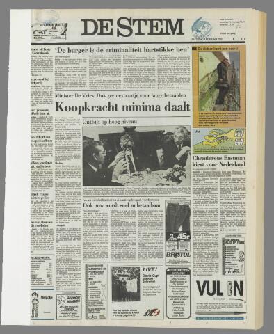 de Stem 1992-02-01