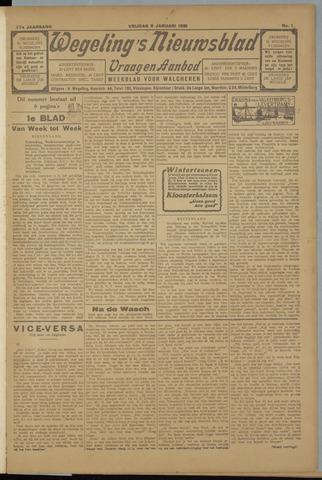 Zeeuwsch Nieuwsblad/Wegeling's Nieuwsblad 1931-01-09