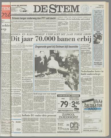 de Stem 1987-01-06