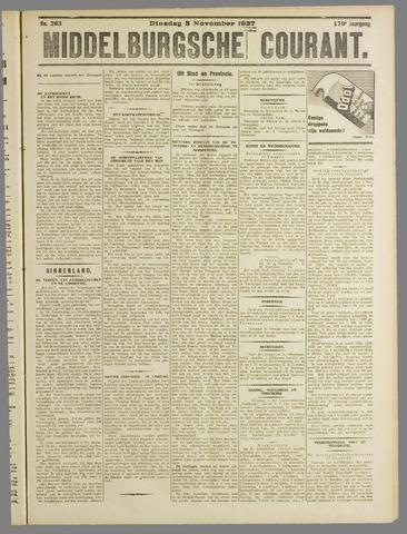 Middelburgsche Courant 1927-11-08