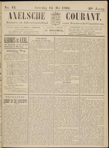 Axelsche Courant 1904-05-14