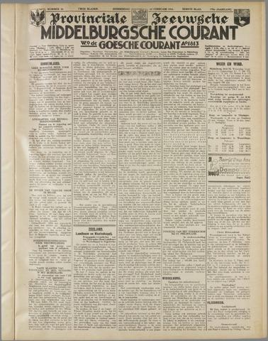 Middelburgsche Courant 1935-02-14