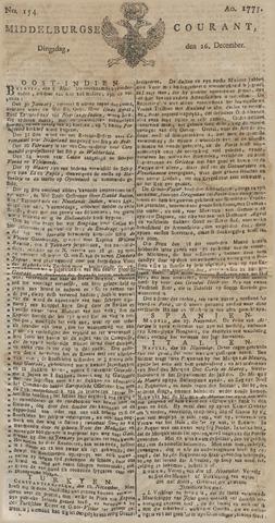 Middelburgsche Courant 1775-12-26