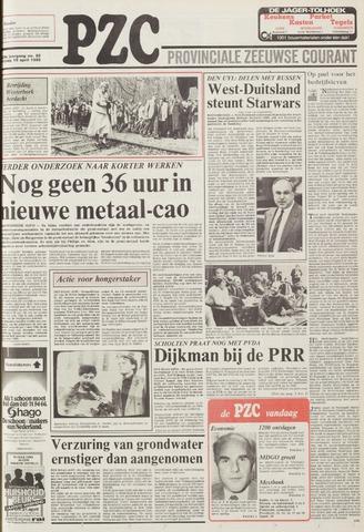 Provinciale Zeeuwse Courant 1985-04-19